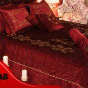 انواع روتختی عروس مخمل