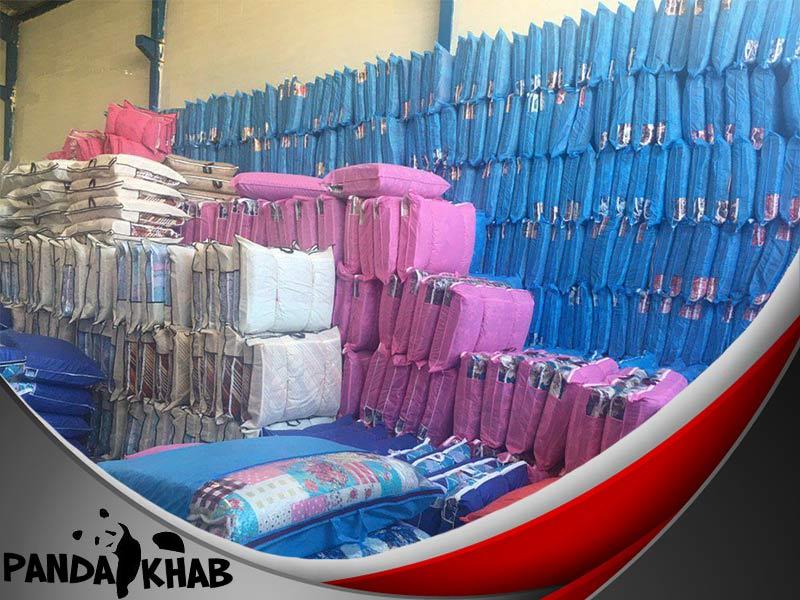 مراکز تولید تشک