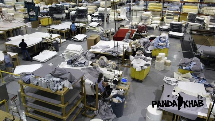 همکاری مستقیم با کارخانه تولید تشک مسافرتی