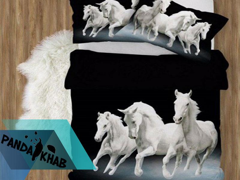 روتختی طرح اسب سه بعدی Ozdilek