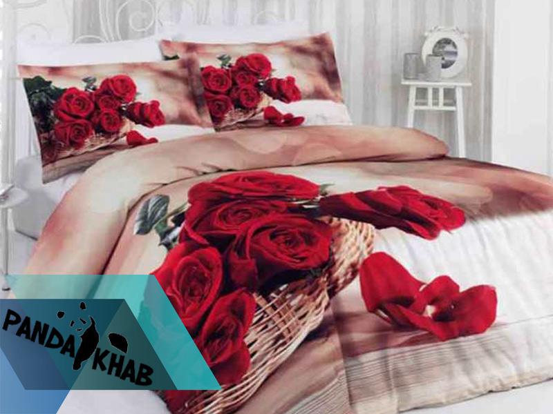 سرویس خواب و روتختی فانتزی 3d